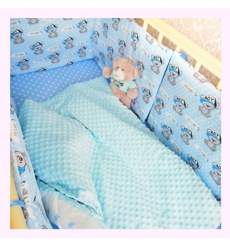 Комплект в кроватку 118