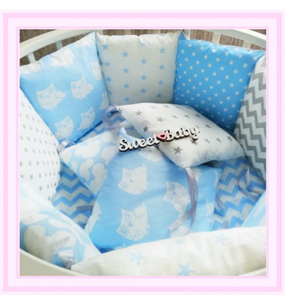 Комплект в кроватку 117